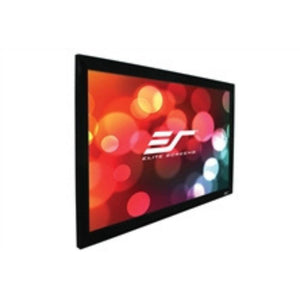 "Elite Screens 110"" REARPRO SERIES 16:9 PROJECTION SCREEN, WRAITHVEIL REAR SCREEN MATERIAL"