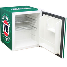 Load image into Gallery viewer, Bar Fridge - VB Retro Mini Bar Fridge 46 Litre With Opener