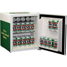 Load image into Gallery viewer, Bar Fridge - VB Retro Mini Bar Fridge 46Litre