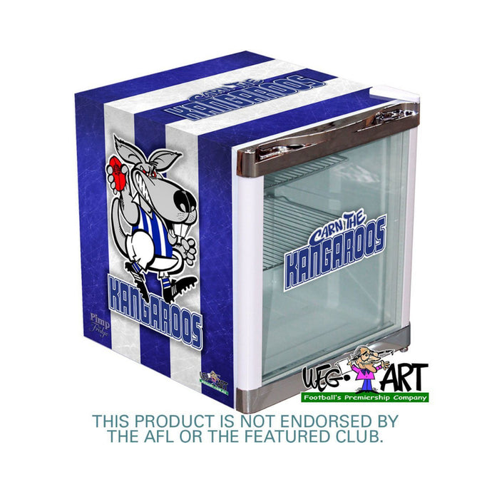 Bar Fridge - Weg Art Mini 50 Litre Footy Bar Fridge - 15 Teams Available.