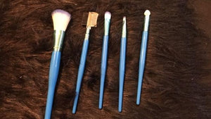 5 piece cosmetic set
