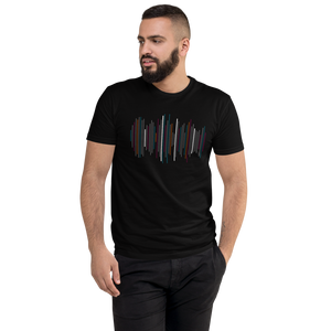 SaySo Gifts and Apparel Soundwaves T-Shirt, Christian T Shirts for Men, Christian Streetwear Brand
