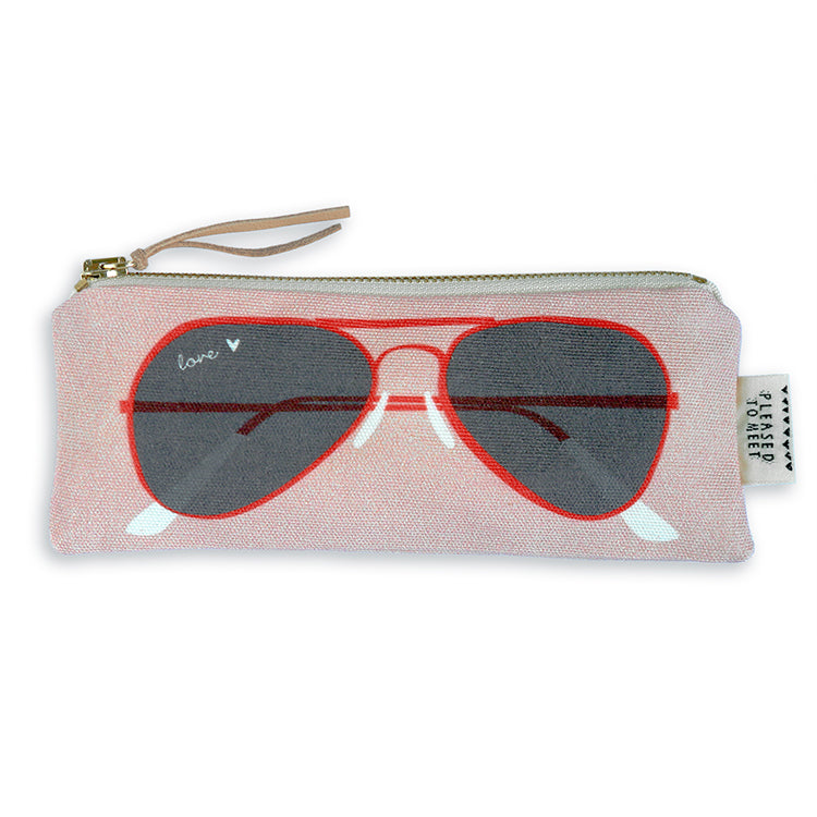 SUNGLASSES POUCH, SLIM