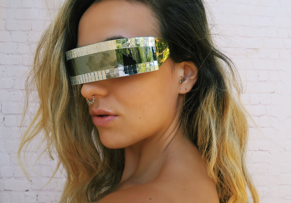 Disco Cyclops Mono Shades
