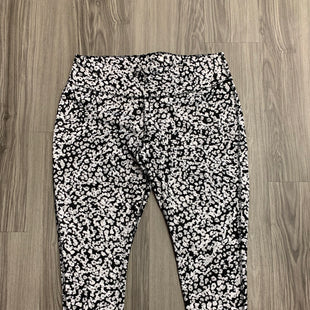 Primary Photo - BRAND: ZELOS STYLE: ATHLETIC PANTS COLOR: ANIMAL PRINT SIZE: 3X SKU: 172-172251-3682