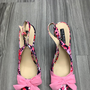 Primary Photo - BRAND: ISAAC MIZRAHI STYLE: SHOES DESIGNER COLOR: MULTI SIZE: 8.5 OTHER INFO: NEW! SKU: 172-172166-76202