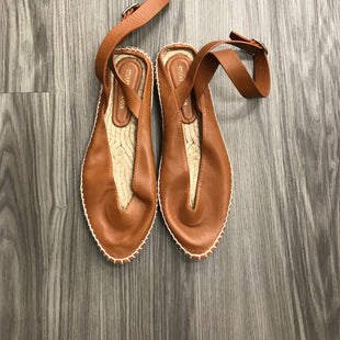 Primary Photo - BRAND: STUART WEITZMAN STYLE: SHOES DESIGNER COLOR: BROWN SIZE: 7.5 OTHER INFO: AS IS SKU: 172-172166-74243