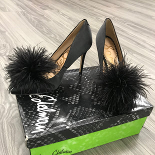 Primary Photo - BRAND: SAM EDELMAN STYLE: SHOES HIGH HEEL COLOR: BLACK SIZE: 6 SKU: 172-172170-68078