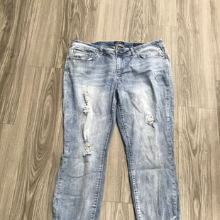 Primary Photo - BRAND: EARL JEAN STYLE: JEANS COLOR: DENIM SIZE: 18 SKU: 172-172260-172