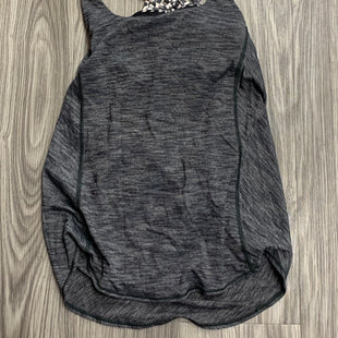 Primary Photo - BRAND: LULULEMON STYLE: ATHLETIC TANK TOP COLOR: ANIMAL PRINT SIZE: 4 SKU: 172-17215-78673