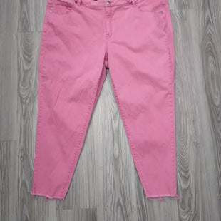 Primary Photo - BRAND: LANE BRYANT STYLE: PANTS COLOR: PINK SIZE: 28 SKU: 172-172170-49642