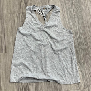 Primary Photo - BRAND: OLD NAVY STYLE: ATHLETIC TANK TOP COLOR: GREY SIZE: S SKU: 172-17215-78694