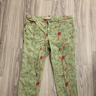 Primary Photo - BRAND: SOFT SURROUNDINGS STYLE: PANTS COLOR: GREEN SIZE: 18 SKU: 172-172251-3683