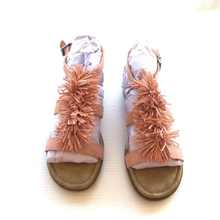 Primary Photo - BRAND: MINNETONKA STYLE: SANDALS FLAT COLOR: PINK SIZE: 10 SKU: 172-172166-55737