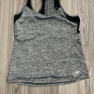 Primary Photo - BRAND:    CLOTHES MENTOR STYLE: ATHLETIC TANK TOP COLOR: GREY SIZE: S SKU: 172-17215-78674