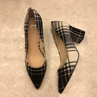 Primary Photo - BRAND: MARC FISHER STYLE: SHOES HIGH HEEL COLOR: PLAID SIZE: 6.5 SKU: 172-172170-75907