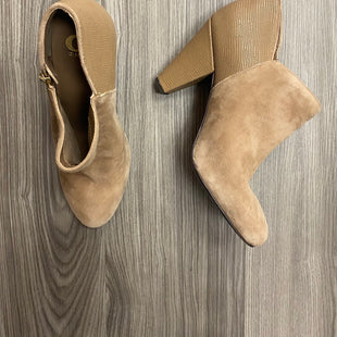 Primary Photo - BRAND: GIANNI BINI STYLE: SHOES HIGH HEEL COLOR: TAN SIZE: 9 SKU: 172-17215-77847