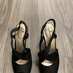 Primary Photo - BRAND: BANDOLINO STYLE: SHOES LOW HEEL COLOR: BLACK SIZE: 7 SKU: 172-172251-2443