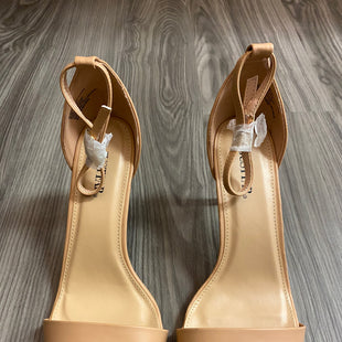 Primary Photo - BRAND: JUST FAB STYLE: SHOES HIGH HEEL COLOR: NUDE SIZE: 9 OTHER INFO: NEW! SKU: 172-172166-66935