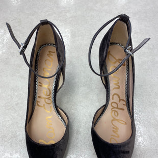 Primary Photo - BRAND: SAM EDELMAN STYLE: SHOES LOW HEEL COLOR: VELVET SIZE: 8.5 OTHER INFO: AS IS SKU: 172-172251-4270