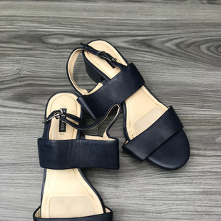 Primary Photo - BRAND: ALEX MARIE STYLE: SHOES LOW HEEL COLOR: NAVY SIZE: 8.5 SKU: 172-172258-1402