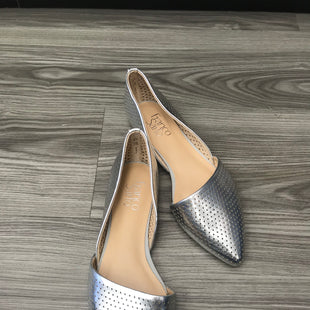 Primary Photo - BRAND: FRANCO SARTO STYLE: SHOES FLATS COLOR: SILVER SIZE: 7.5 SKU: 172-172166-75185