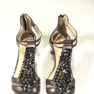 Primary Photo - BRAND: ENZO ANGIOLINI STYLE: SANDALS LOW COLOR: METALLIC SIZE: 9 SKU: 172-172166-53169