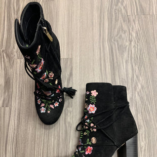 Primary Photo - BRAND: SAM EDELMAN STYLE: BOOTS ANKLE COLOR: BLACK SIZE: 5.5 SKU: 172-172242-5060