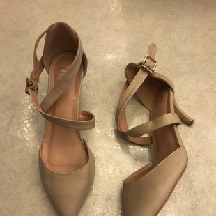 Primary Photo - BRAND: JG COLLECTIONS STYLE: SHOES LOW HEEL COLOR: NUDE SIZE: 8.5 SKU: 172-172166-74307