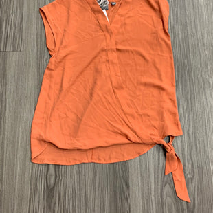 Primary Photo - BRAND: NEW YORK AND CO STYLE: TOP SLEEVELESS COLOR: ORANGE SIZE: S OTHER INFO: NEW! SKU: 172-17215-78770