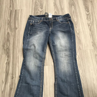 Primary Photo - BRAND: MAURICES STYLE: JEANS COLOR: DENIM SIZE: 18 SKU: 172-172166-72638