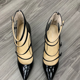 Primary Photo - BRAND: IVANKA TRUMP STYLE: SHOES HIGH HEEL COLOR: BLACK SIZE: 8 SKU: 172-172258-744