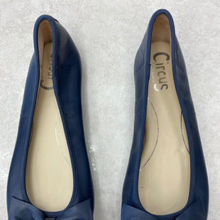 Primary Photo - BRAND: CIRCUS BY SAM EDELMAN STYLE: SHOES FLATS COLOR: NAVY SIZE: 9.5 SKU: 172-172166-75813