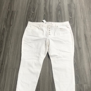 Primary Photo - BRAND: TORRID STYLE: JEANS COLOR: DENIM WHITE SIZE: 20 SKU: 172-172170-76626