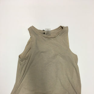 Primary Photo - BRAND:    CLOTHES MENTOR STYLE: ATHLETIC TANK TOP COLOR: NUDE SIZE: M OTHER INFO: DYI - SKU: 172-172170-77074