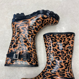 Primary Photo - BRAND: TIME AND TRU STYLE: BOOTS ANKLE COLOR: LEOPARD PRINT SIZE: 6 SKU: 172-17215-78861