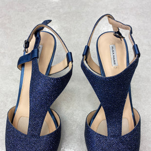 Primary Photo - BRAND: ALEX MARIE STYLE: SHOES HIGH HEEL COLOR: BLUE SIZE: 8.5 SKU: 172-172260-313