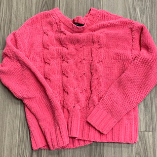 Primary Photo - BRAND: AMERICAN EAGLE STYLE: SWEATER LIGHTWEIGHT COLOR: PINK SIZE: XS SKU: 172-172166-76230
