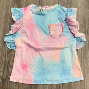 Primary Photo - BRAND:  CME STYLE: TOP SHORT SLEEVE COLOR: TIE DYE SIZE: S SKU: 172-17215-78759