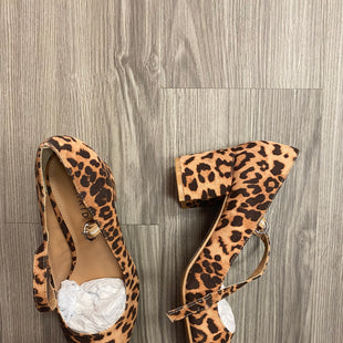 Primary Photo - BRAND: TORRID STYLE: SHOES HIGH HEEL COLOR: LEOPARD PRINT SIZE: 7.5 SKU: 172-172170-73324