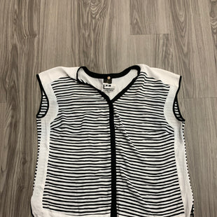 Primary Photo - BRAND: WORTHINGTON STYLE: TOP SLEEVELESS COLOR: STRIPED SIZE: 1X SKU: 172-172166-72628