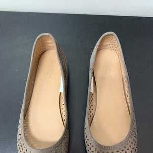 Primary Photo - BRAND: UNIVERSAL THREAD STYLE: SHOES FLATS COLOR: TAUPE SIZE: 7.5 SKU: 172-172166-76284