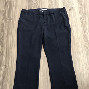 Primary Photo - BRAND: OLD NAVY STYLE: PANTS COLOR: NAVY SIZE: 18 OTHER INFO: NEW! SKU: 172-172166-74205