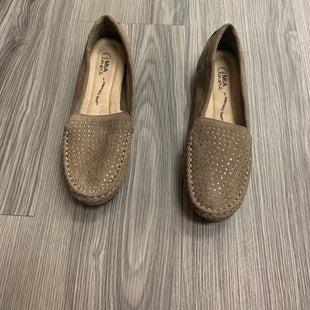 Primary Photo - BRAND: MIA STYLE: SHOES FLATS COLOR: BEIGE SIZE: 6.5 SKU: 172-172242-5190