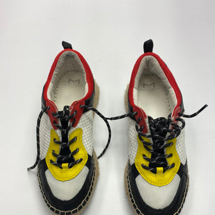 Primary Photo - BRAND: MARC FISHER STYLE: SHOES ATHLETIC COLOR: MULTI SIZE: 7 OTHER INFO: AS IS SKU: 172-172166-74820