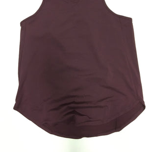 Primary Photo - BRAND: TARGET STYLE: ATHLETIC TANK TOP COLOR: PLUM SIZE: M OTHER INFO: ALL IN MOTION SKU: 172-172170-77078