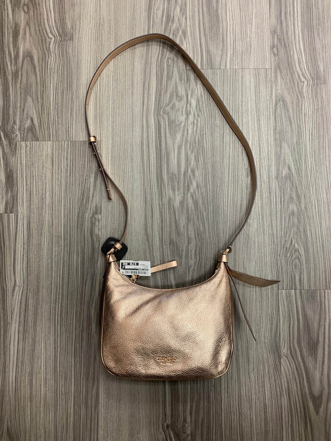 Primary Photo - BRAND: KATE SPADE <BR>STYLE: HANDBAG DESIGNER <BR>COLOR: ROSE <BR>SIZE: MEDIUM <BR>SKU: 174-17477-3349
