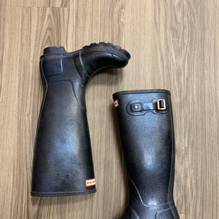 Primary Photo - BRAND: HUNTER STYLE: BOOTS DESIGNER COLOR: SHINY SIZE: 6 SKU: 172-172219-8580R