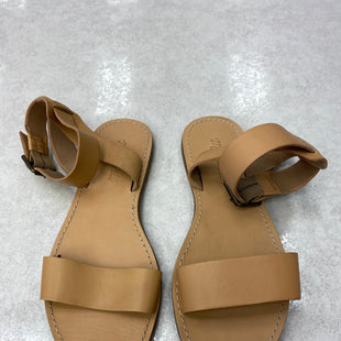 Primary Photo - BRAND: MADEWELL STYLE: SANDALS FLAT COLOR: NUDE SIZE: 7.5 SKU: 172-172166-76181