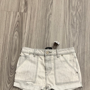 Primary Photo - BRAND: FREE PEOPLE STYLE: SHORTS COLOR: GREY SIZE: 26 SKU: 172-172166-75330